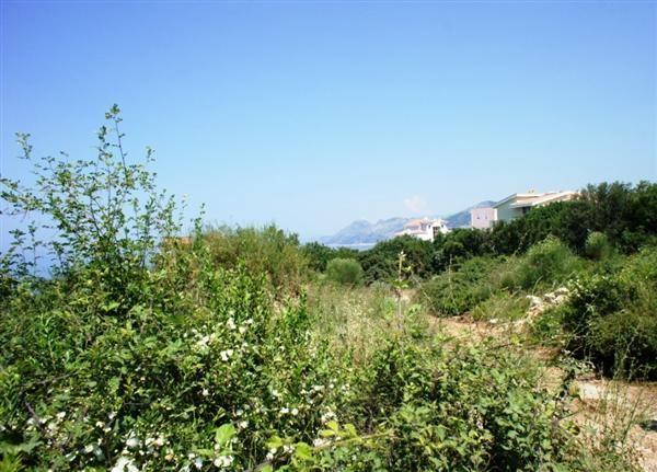 Земля в Добра Воде, Черногория, 344 м2 - фото 1