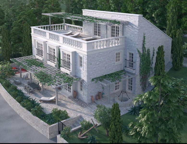 Коммерческая недвижимость в Прчани, Черногория - фото 1
