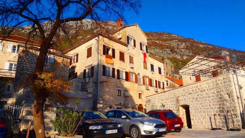 Квартира в Перасте, Черногория, 34 м2 - фото 1