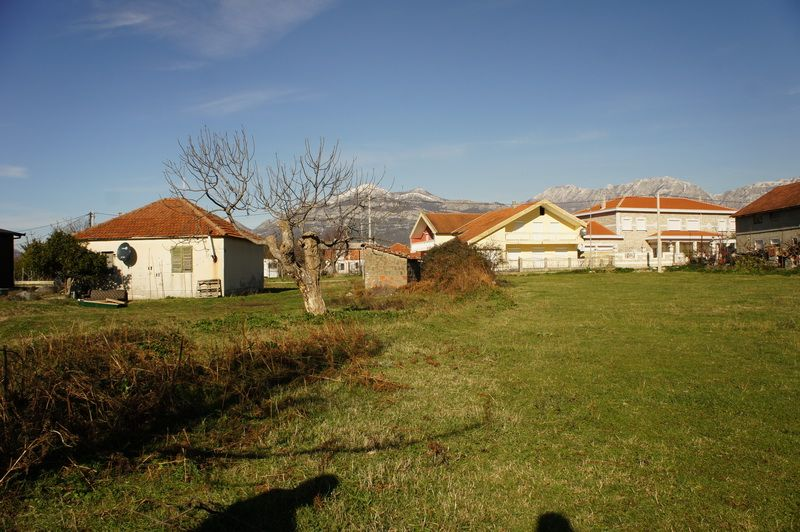 Земля в Баре, Черногория, 1506 м2 - фото 1
