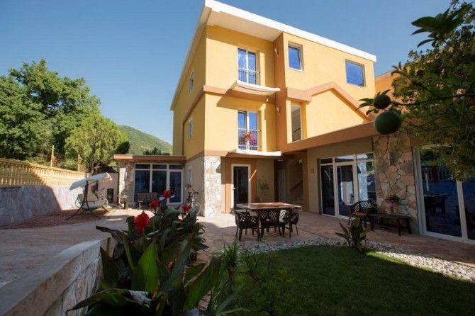 Отель, гостиница в Будве, Черногория, 592 м2 - фото 1