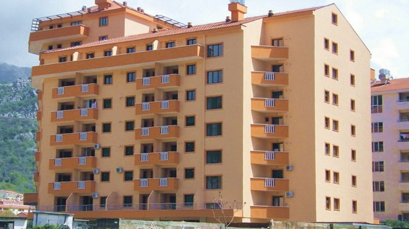 Квартира в Будве, Черногория, 81 м2 - фото 1