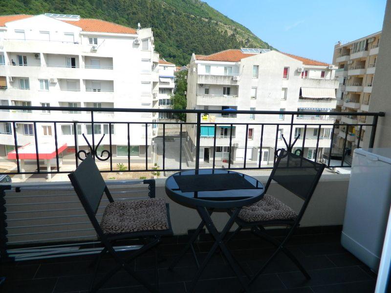 Квартира в Будве, Черногория, 35 м2 - фото 1