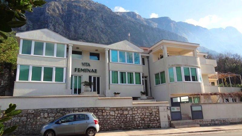 Отель, гостиница в Доброте, Черногория, 212 м2 - фото 1