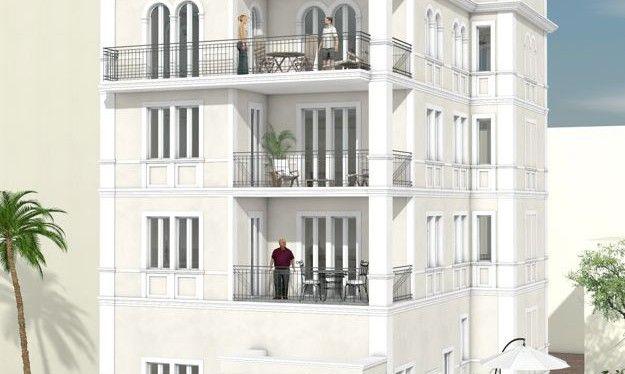 Апартаменты в Алассио, Италия, 90 м2 - фото 1