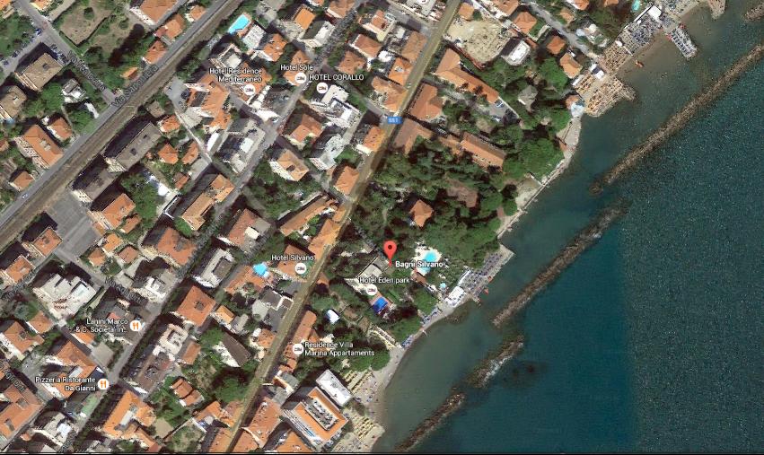 Вилла Лигурия, Италия, 2550 м2 - фото 1