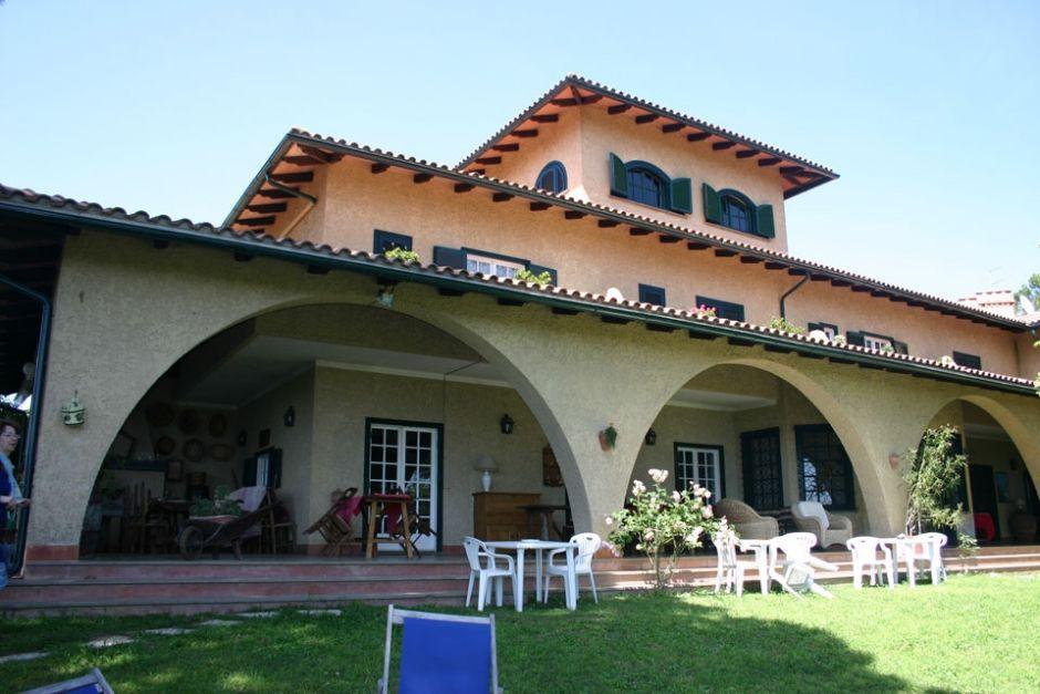Отель, гостиница Тоскана, Италия, 1180 м2 - фото 1