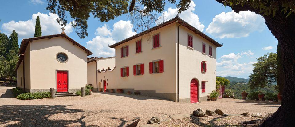 Отель, гостиница во Флоренции, Италия, 1020 м2 - фото 1