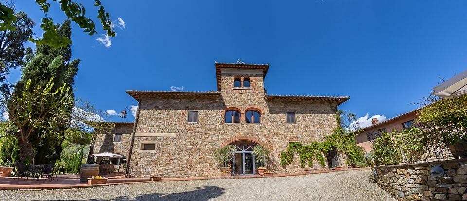 Отель, гостиница во Флоренции, Италия, 1000 м2 - фото 1