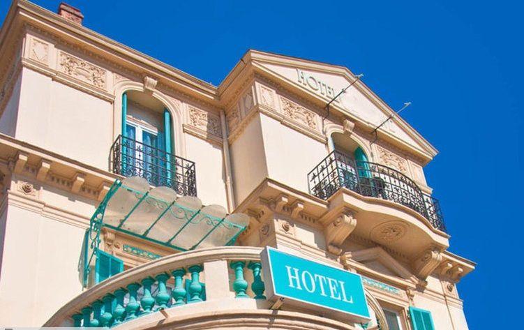 Отель, гостиница в Ницце, Франция, 400 м2 - фото 1