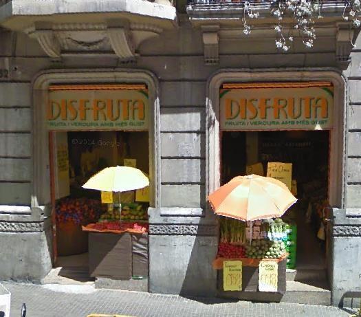 Магазин в Барселоне, Испания, 185 м2 - фото 1