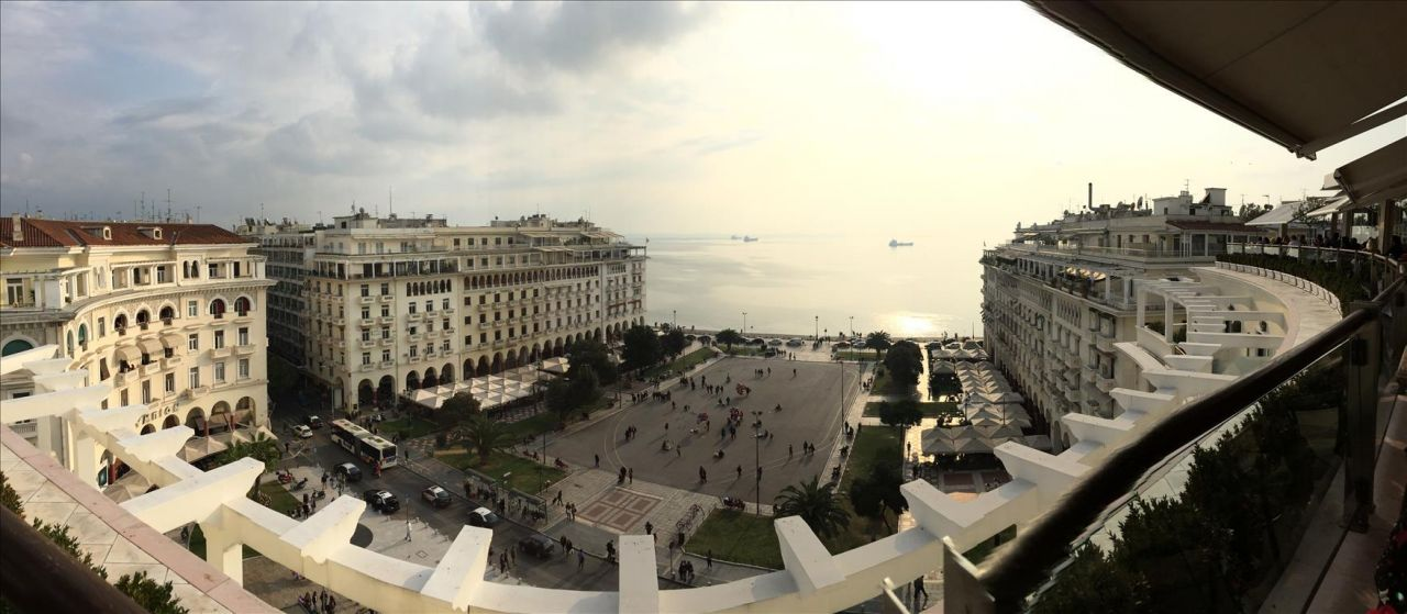Коммерческая недвижимость в Салониках, Греция, 150 м2 - фото 1
