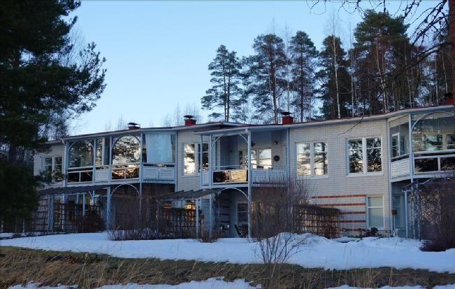 Таунхаус в Савонлинне, Финляндия, 86.5 м2 - фото 1