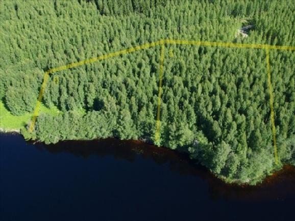 Земля в Савонранта, Финляндия, 4300 м2 - фото 1