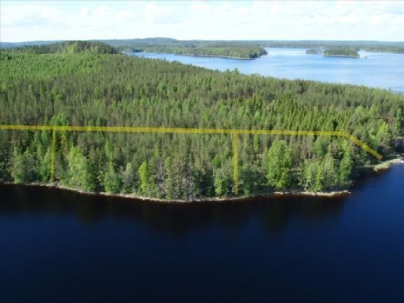 Земля в Савонранта, Финляндия, 5500 м2 - фото 1