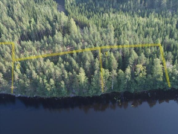 Земля в Савонранта, Финляндия, 3800 м2 - фото 1