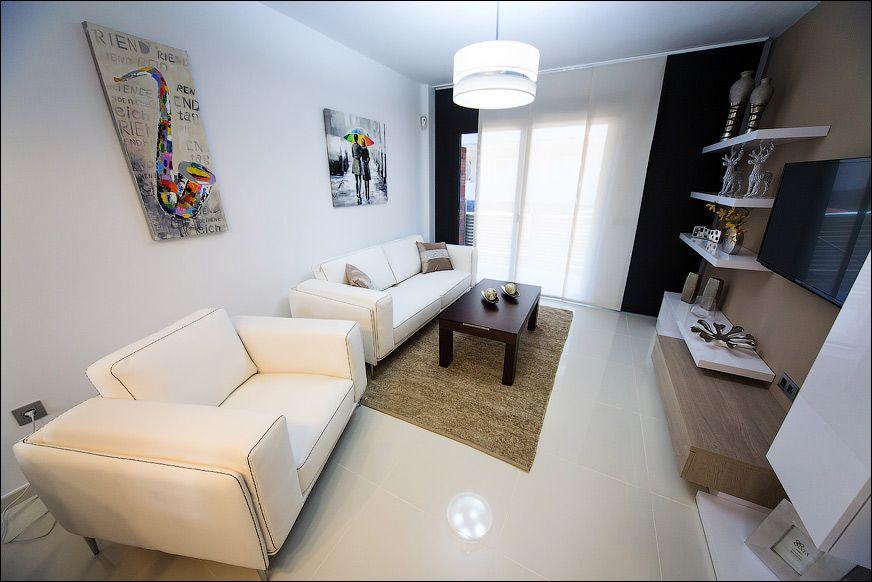 Апартаменты в Торревьехе, Испания, 108 м2 - фото 3