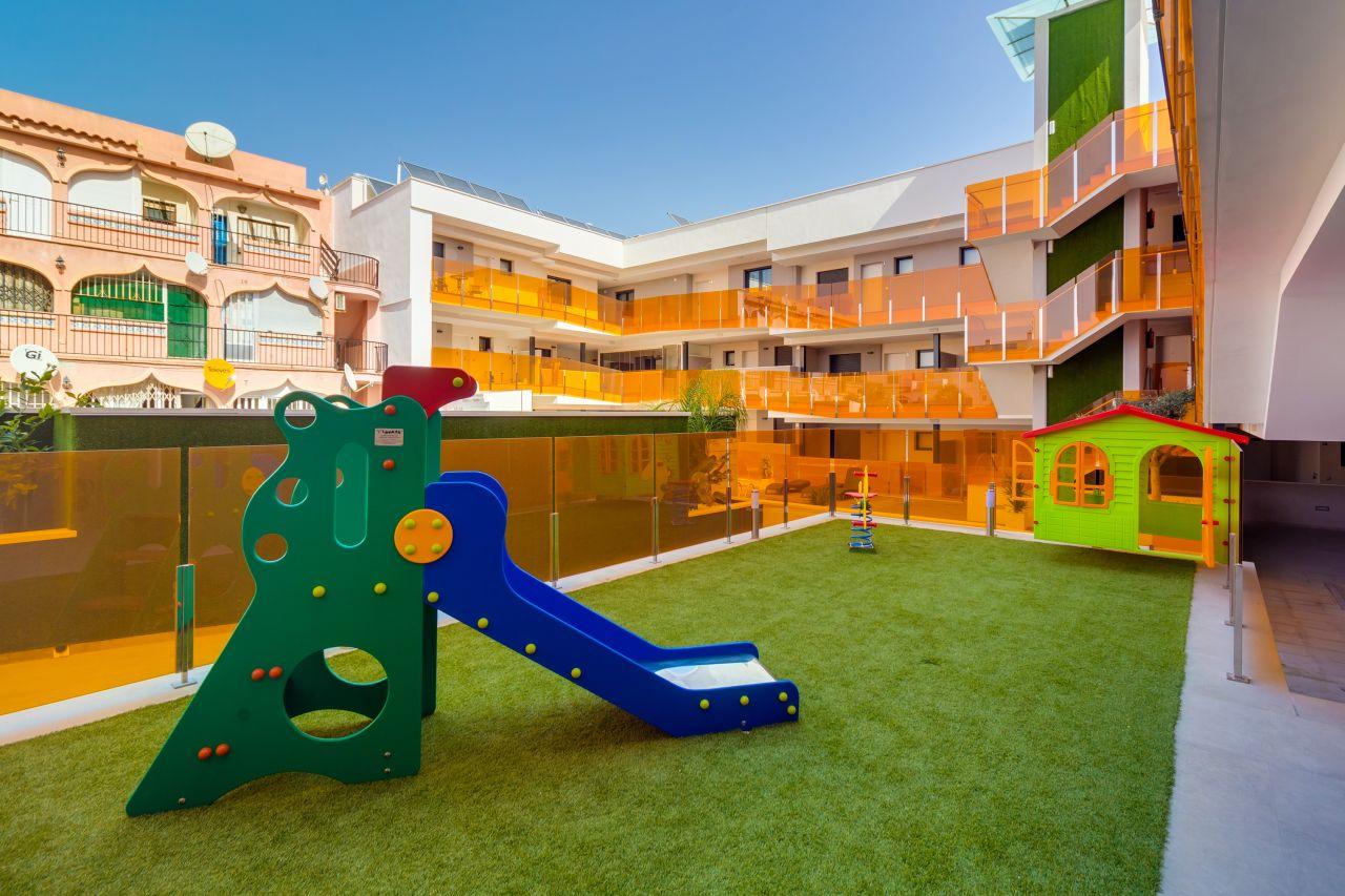 Апартаменты в Торревьехе, Испания, 108 м2 - фото 11