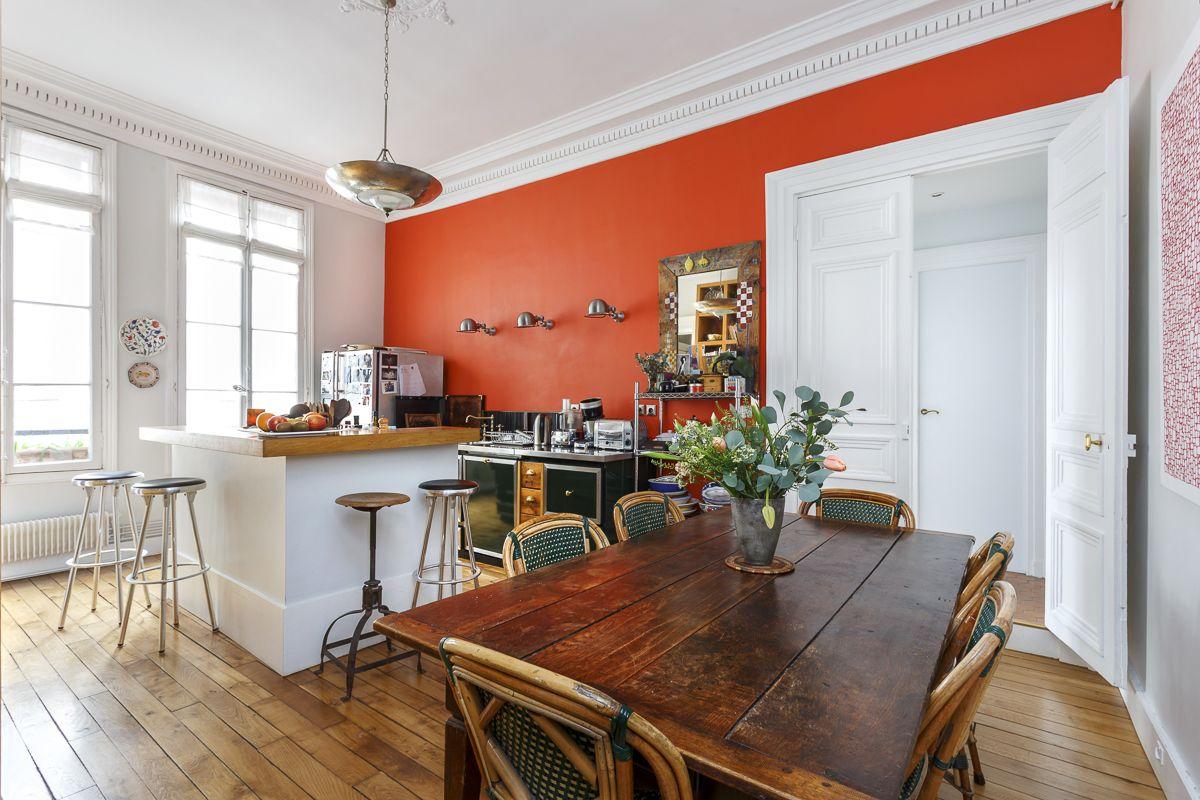 Квартира в Париже, Франция, 150 м2 - фото 1