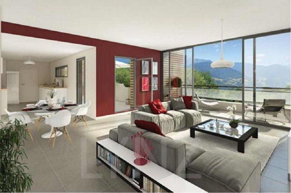 Апартаменты в Экс-ле-Бен, Франция, 45 м2 - фото 1