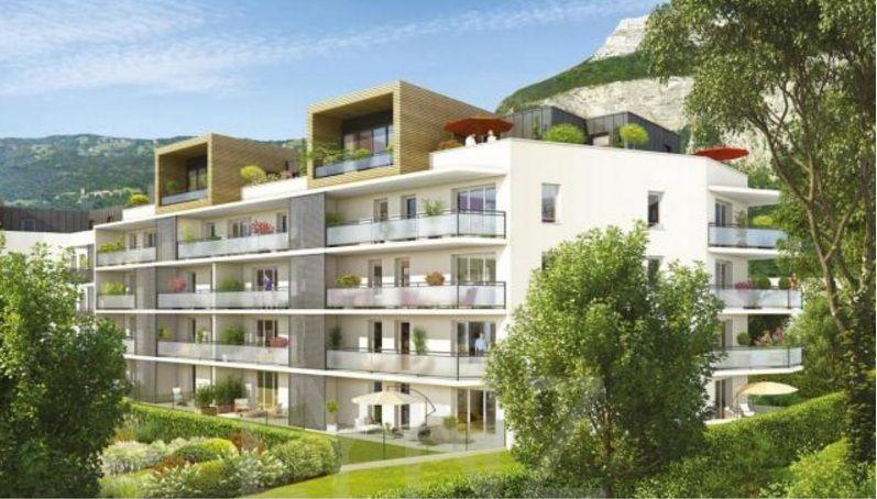 Апартаменты в Экс-ле-Бен, Франция, 58 м2 - фото 1