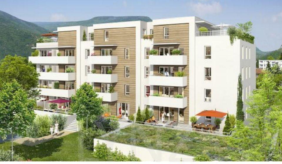 Апартаменты в Экс-ле-Бен, Франция, 60 м2 - фото 1