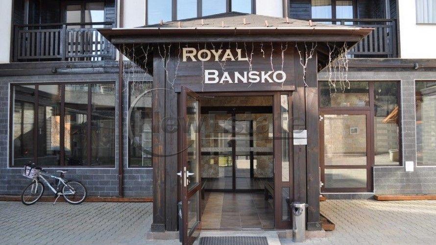 Квартира в Банско, Болгария, 40 м2 - фото 1