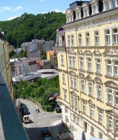 Квартира в Карловых-Варах, Чехия, 43 м2 - фото 1