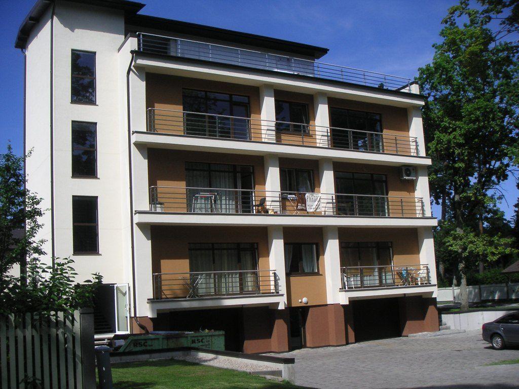 Квартира в Юрмале, Латвия, 50 м2 - фото 1