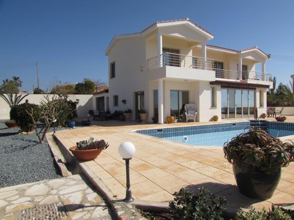 Поместье в Пафосе, Кипр, 348 м2 - фото 1