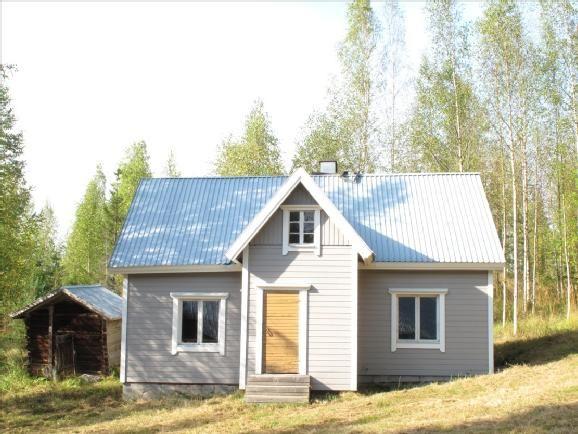 Коттедж в Юва, Финляндия, 47 м2 - фото 1