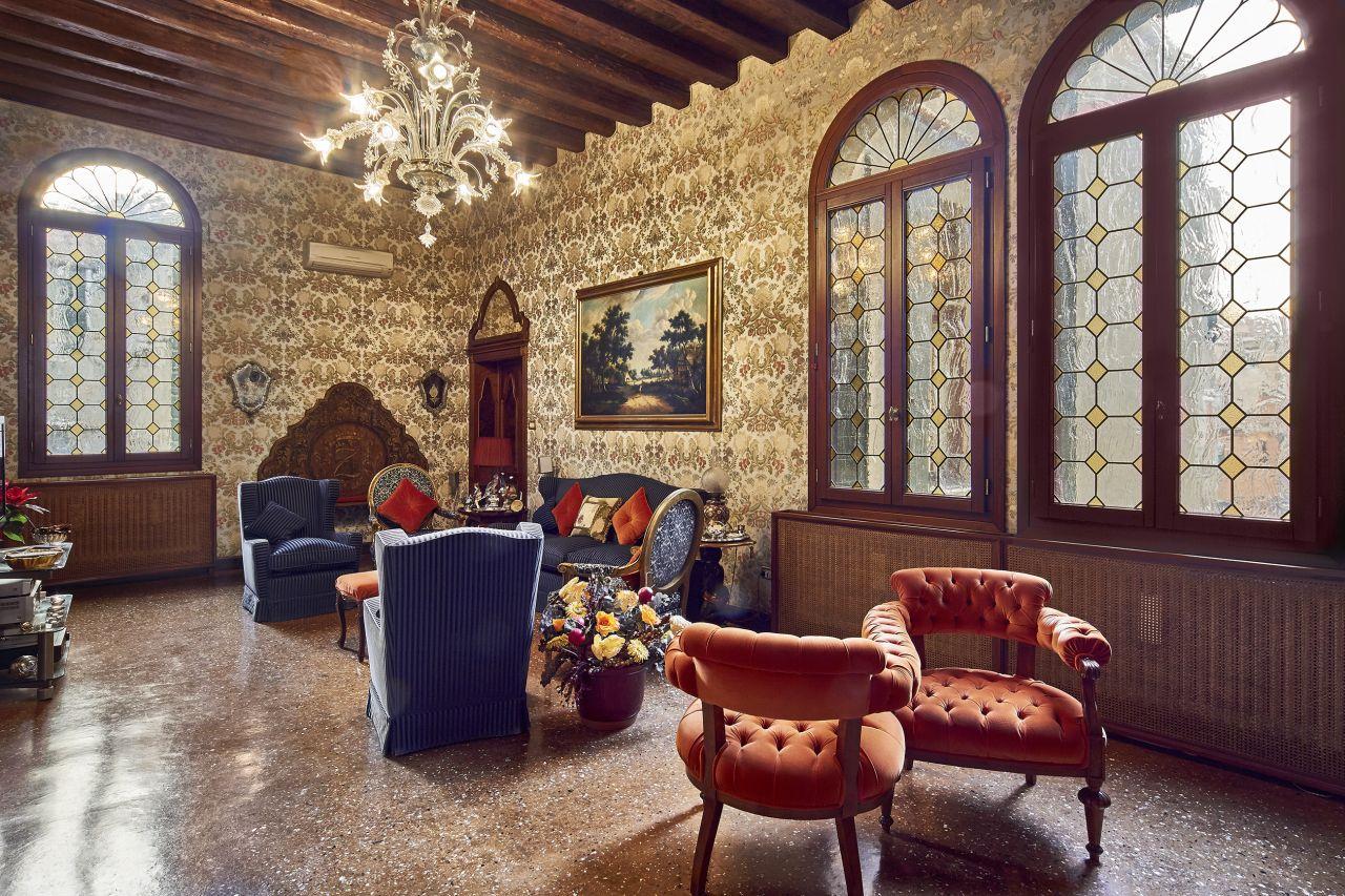 Апартаменты в Венеции, Италия, 170 м2 - фото 1