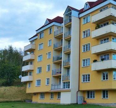 Квартира в Теплице, Чехия, 27 м2 - фото 1
