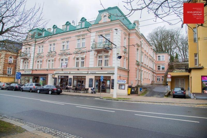 Квартира в Марианске-Лазне, Чехия, 54 м2 - фото 1