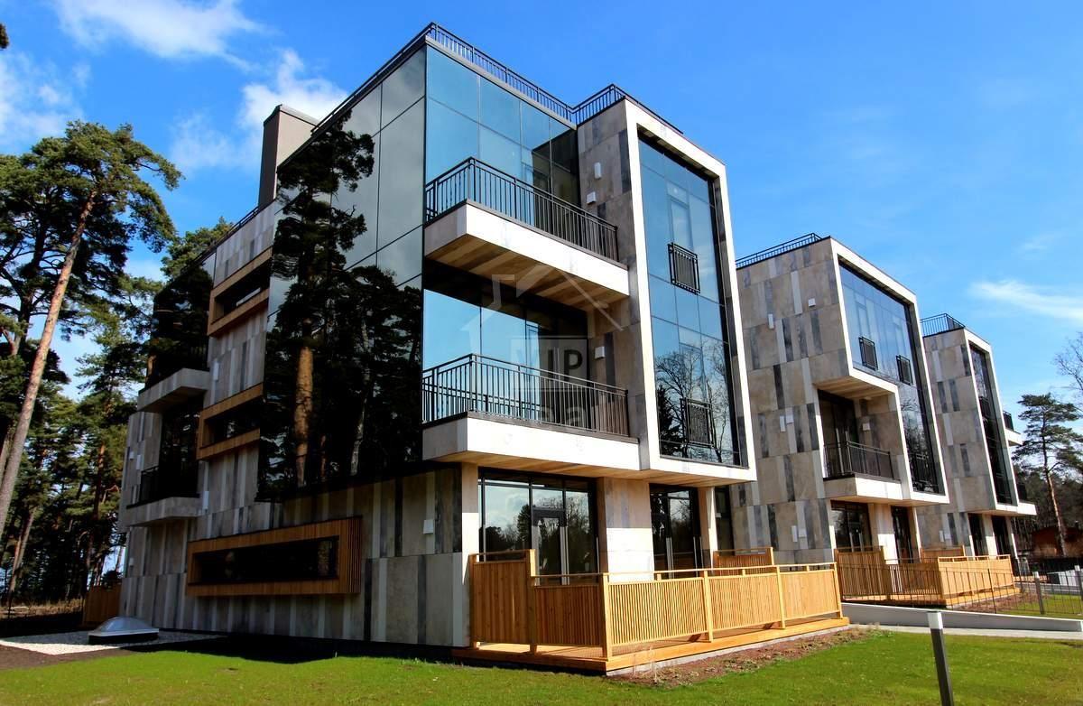 Квартира в Юрмале, Латвия, 211 м2 - фото 1