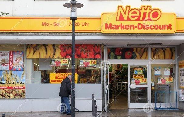 Магазин в Берлине, Германия, 858 м2 - фото 1