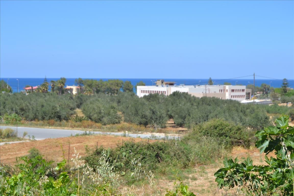 Земля в Ретимно, Греция, 1000 м2 - фото 1