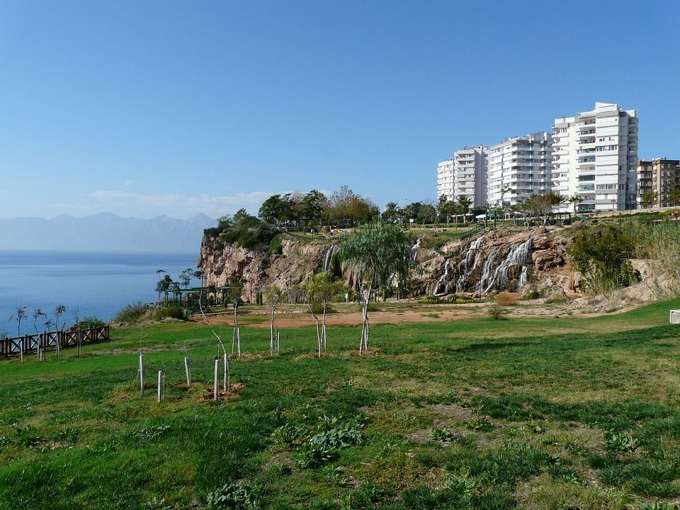 Квартира в Анталии, Турция, 155 м2 - фото 1