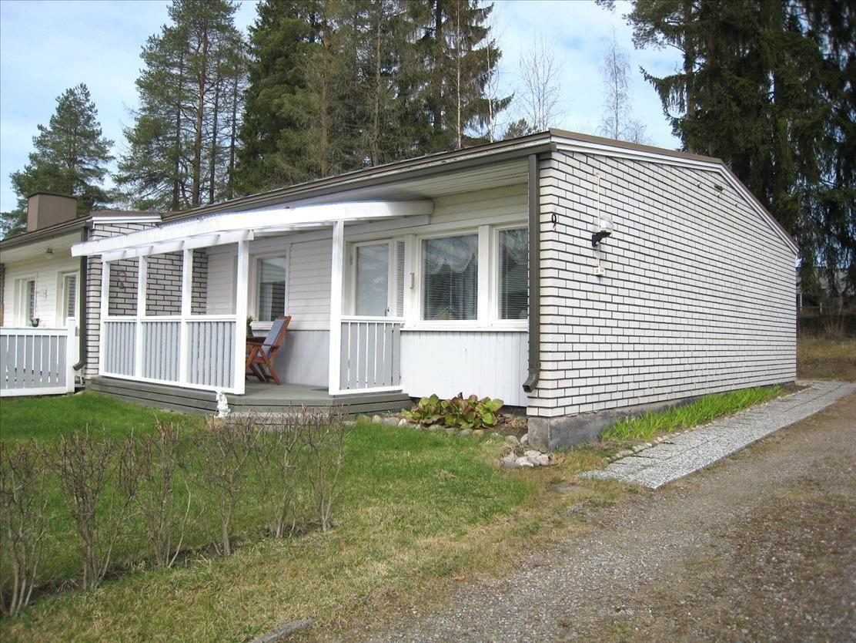 Таунхаус в Пиексямяки, Финляндия, 56.2 м2 - фото 1