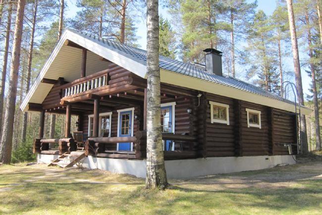Вилла в Руоколахти, Финляндия, 75 м2 - фото 1