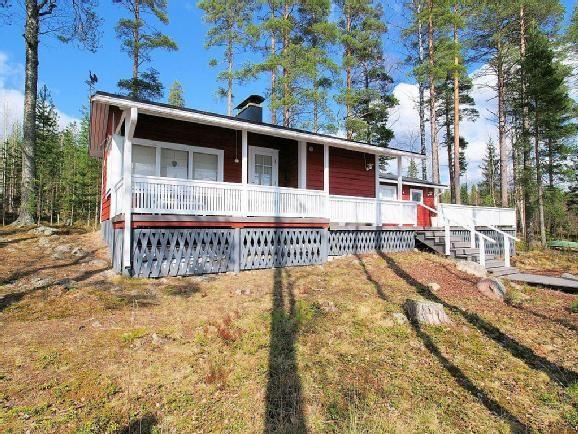 Коттедж в Руоколахти, Финляндия, 46 м2 - фото 1