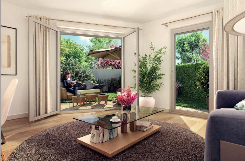 Квартира в Париже, Франция, 36 м2 - фото 1