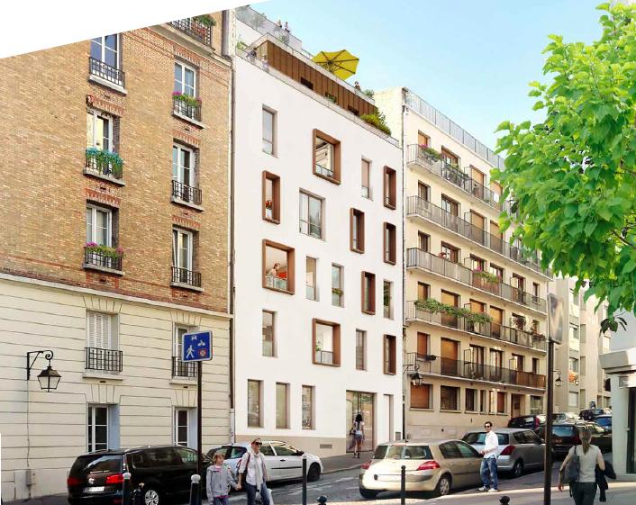 Квартира в Париже, Франция, 24 м2 - фото 1