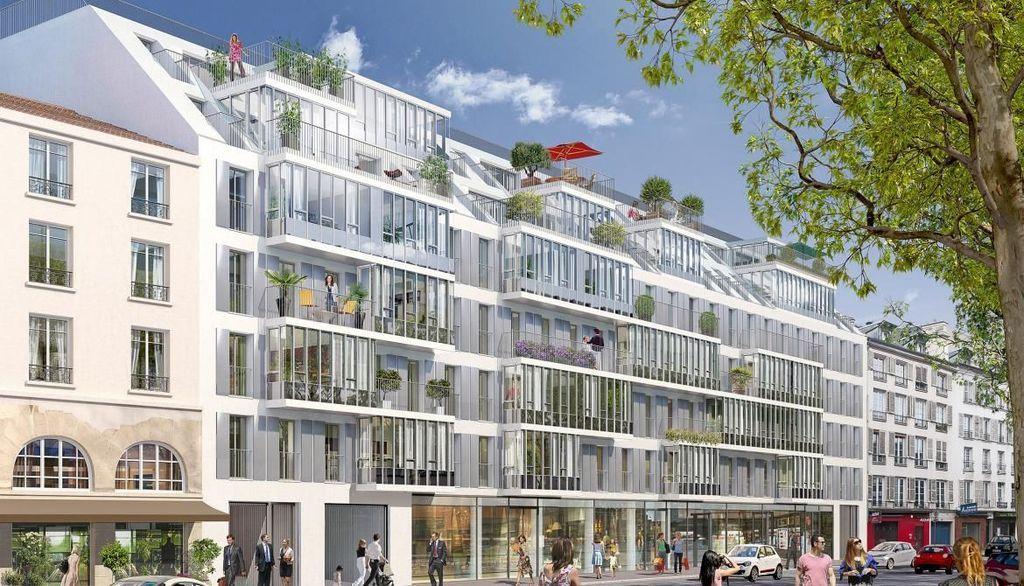 Квартира в Париже, Франция, 23 м2 - фото 1