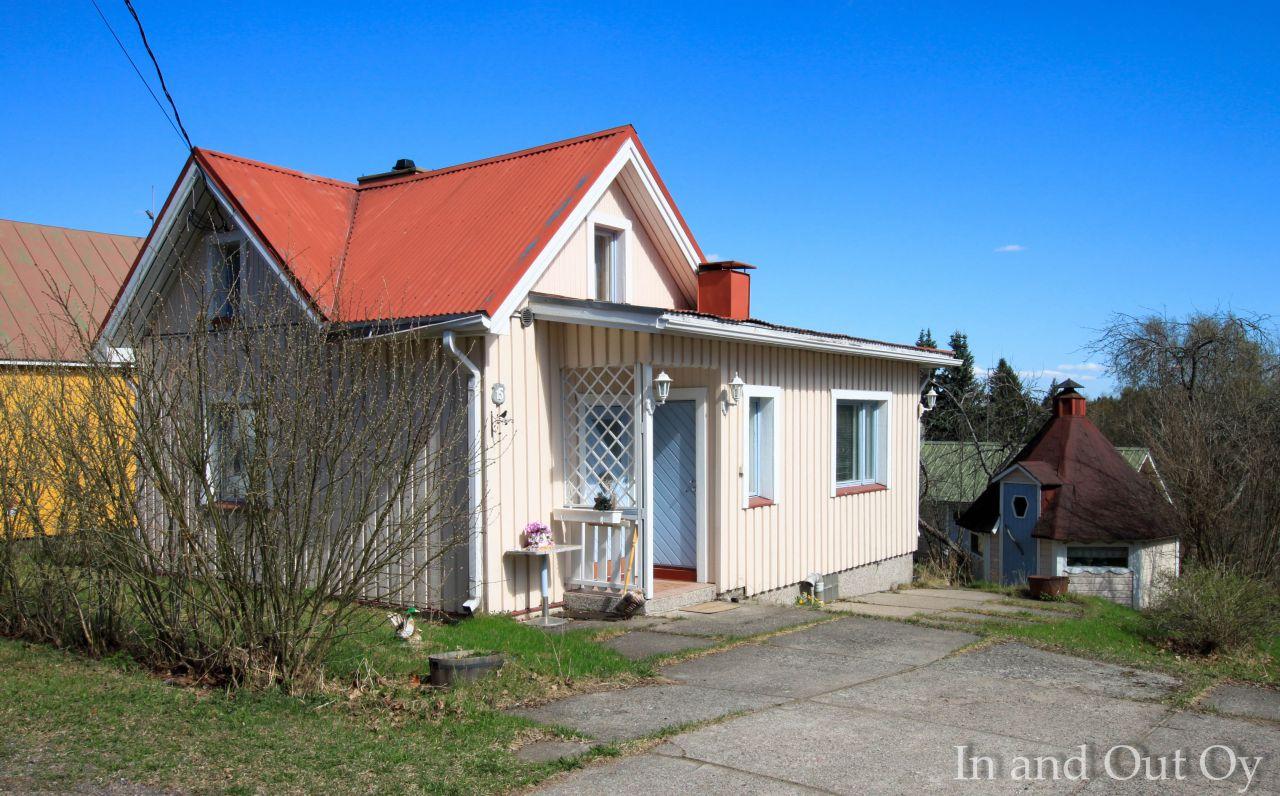 Дом в Иматре, Финляндия, 706 м2 - фото 1