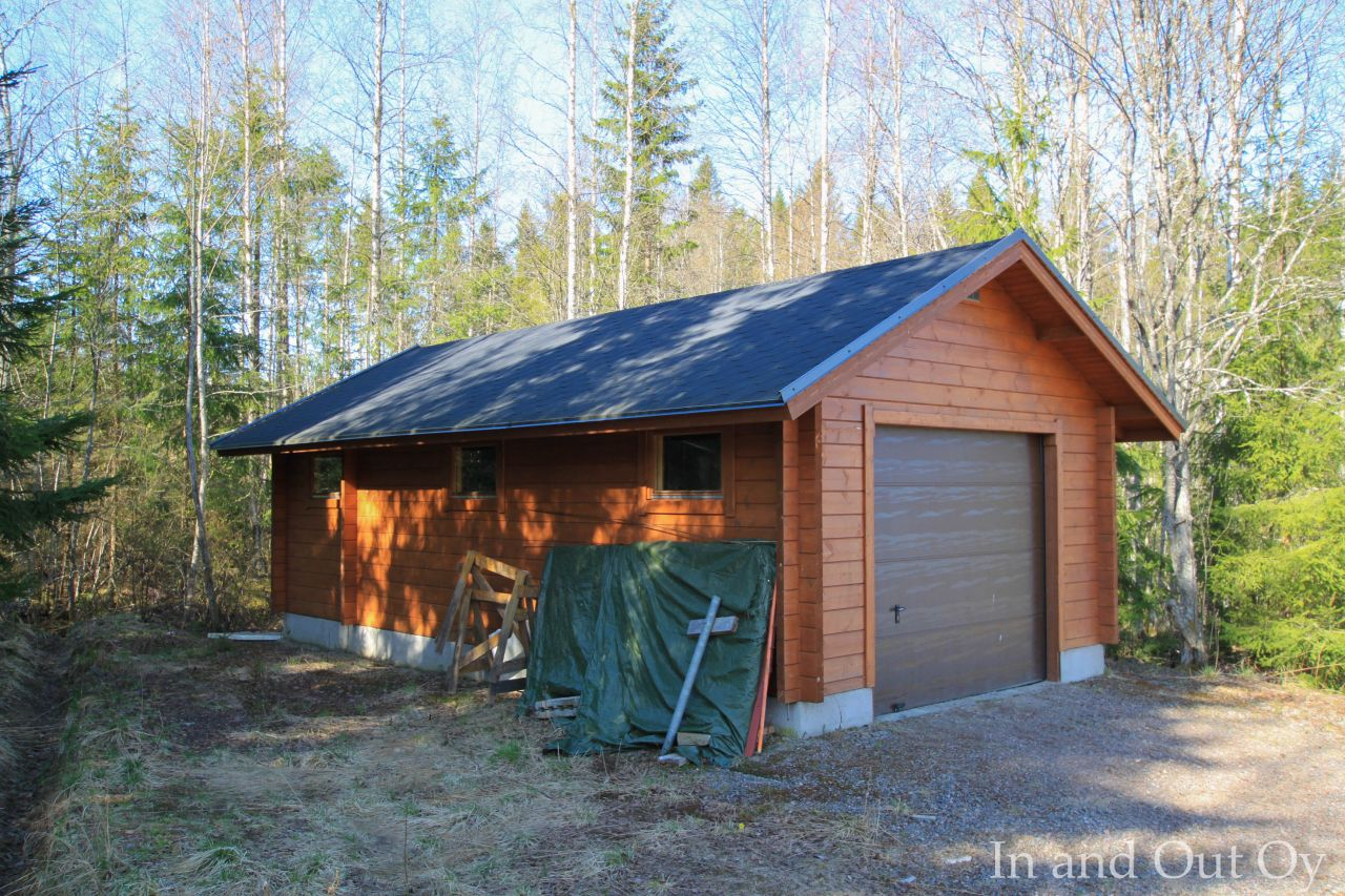 Земля в Раутъярви, Финляндия, 20580 м2 - фото 5