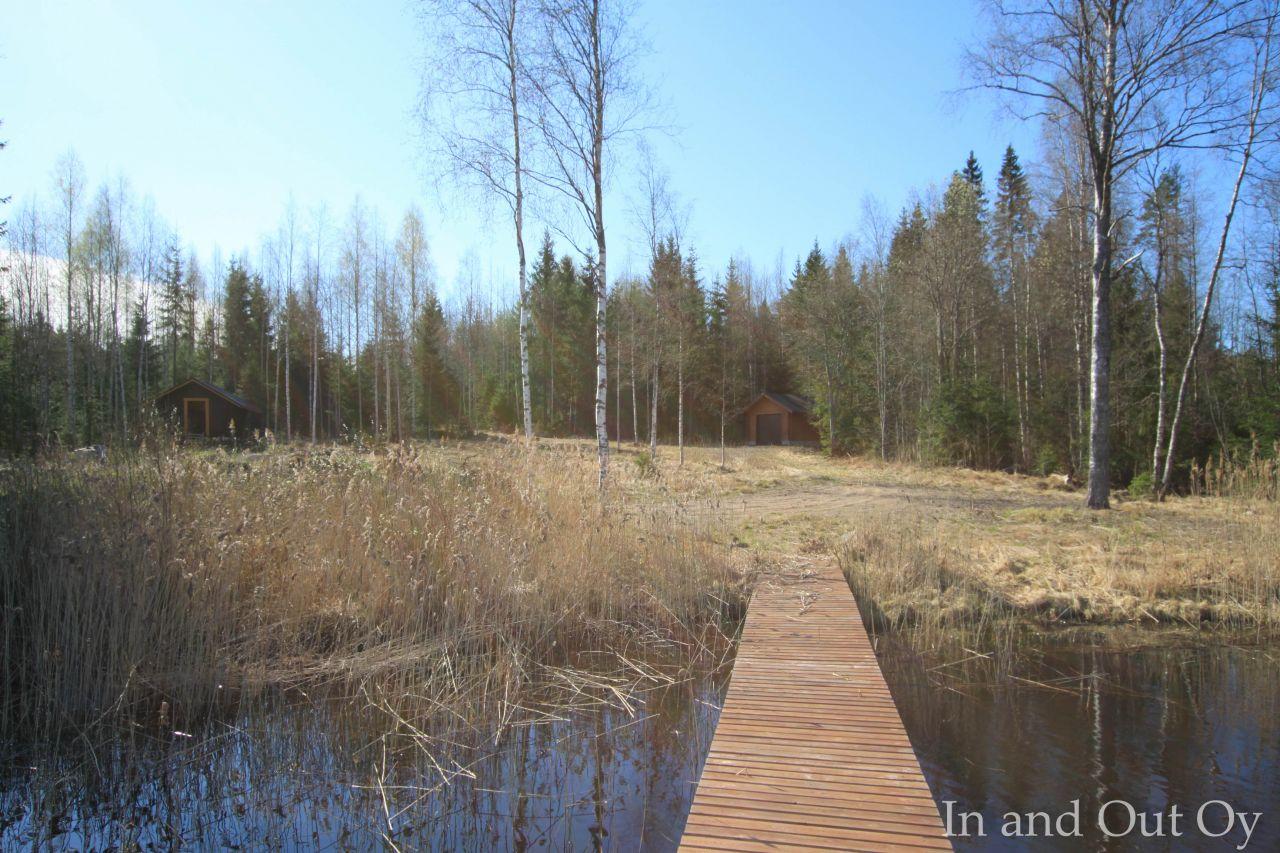 Земля в Раутъярви, Финляндия, 20580 м2 - фото 7