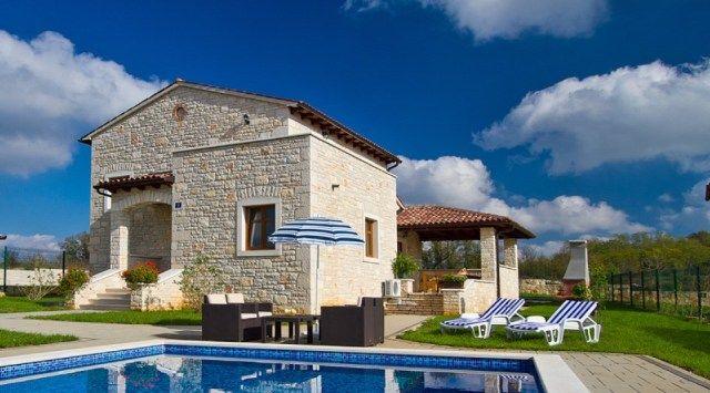 Дом в Ровини, Хорватия, 160 м2 - фото 1