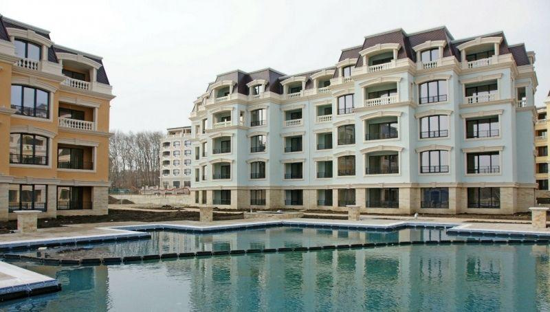 Апартаменты в Святых Константине и Елене, Болгария, 65 м2 - фото 1