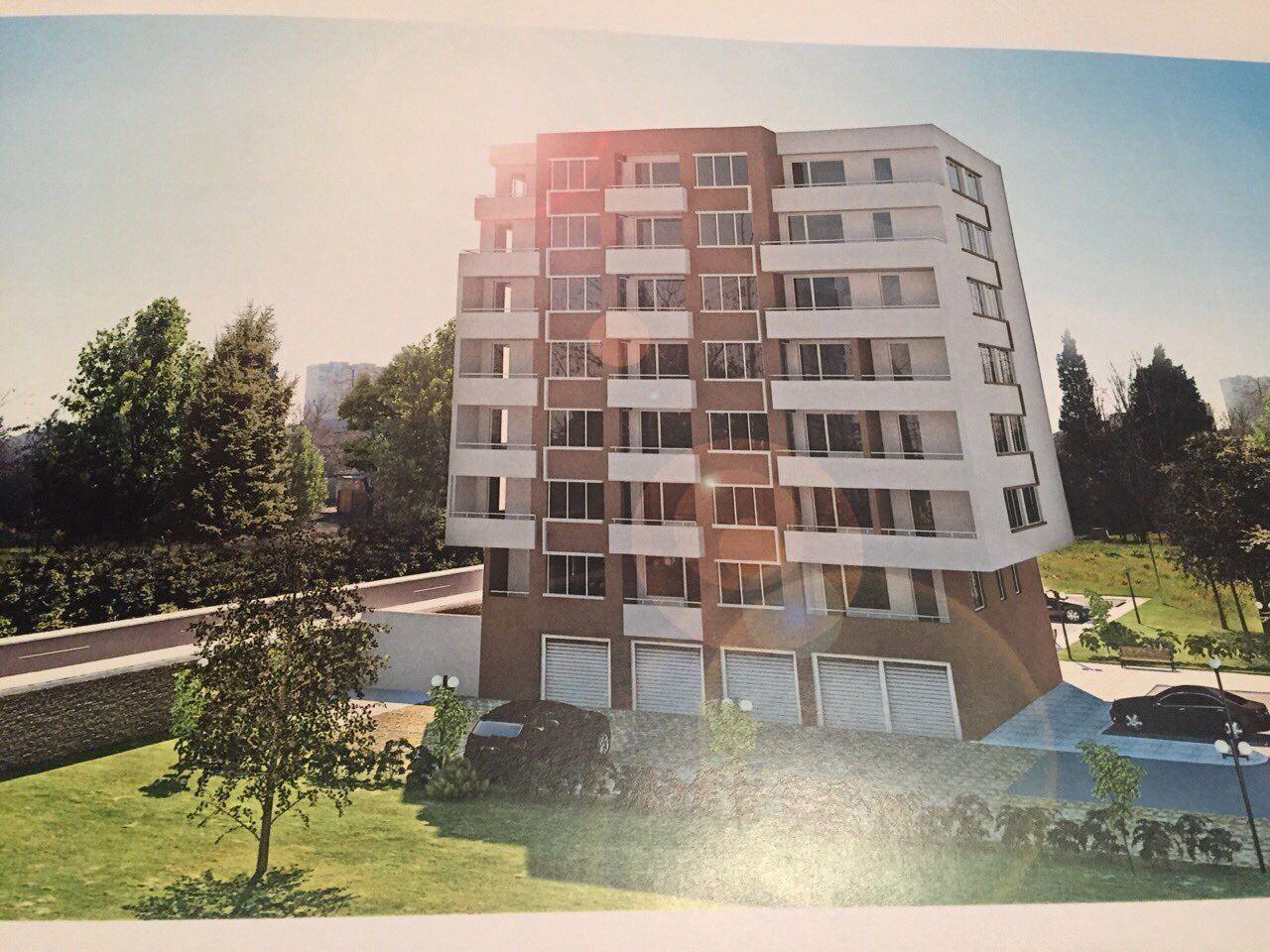 Апартаменты в Бургасе, Болгария, 55.19 м2 - фото 1